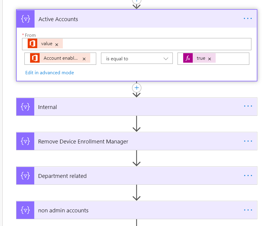Who is in the office tomorrow, using Power Automate? Microsoft Office 365