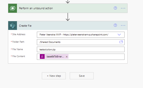 How to export and import solutions using flows in Power Automate Microsoft Office 365, Microsoft Power Automate image 61