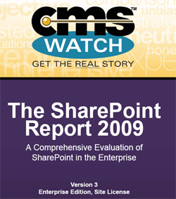 The SharePoint Report