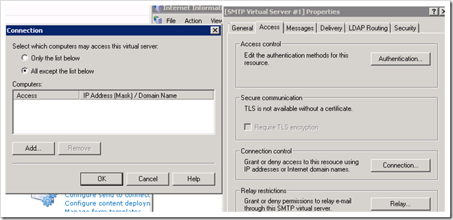 image thumb6 Configuring incoming email in SharePoint 2010 with Exchange   Step by Step Guide