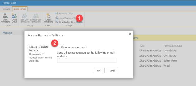 AccessRequest