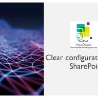 Clear configuration cache SharePoint