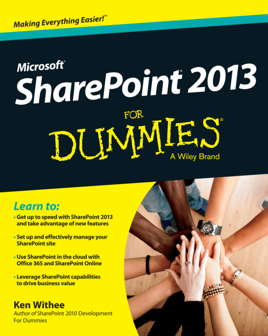 SharePoint-2013-For-Dummies