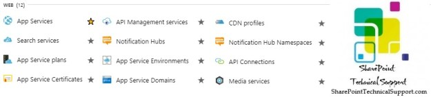 Azure Services Web 889x200