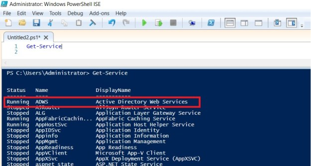 PowerShell object members and variables 1