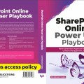 Anonymous access policy in sharepoint