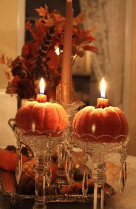 Elegant candles (Romantic Home bloodspot)