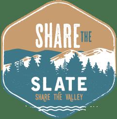 Share the Slate