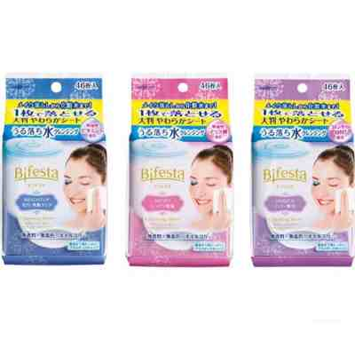 Bifesta make up remover