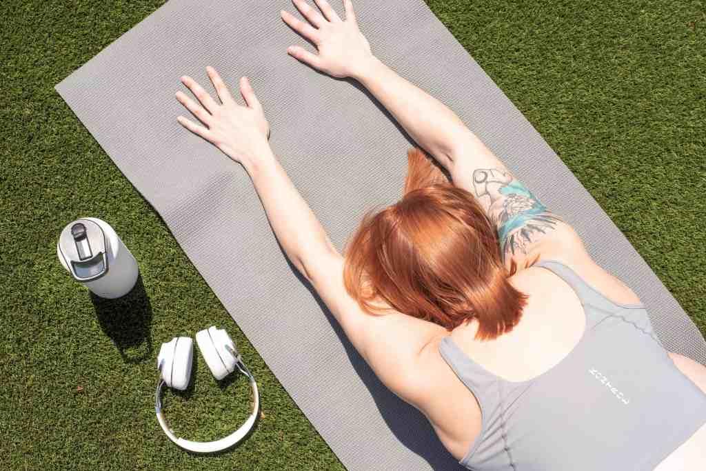 improve your self esteem as a woman- do yoga