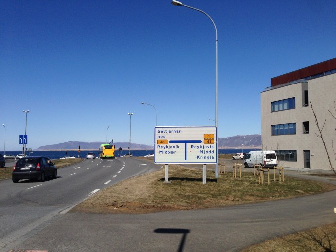 Next stop: Route 1, the ring road in Iceland