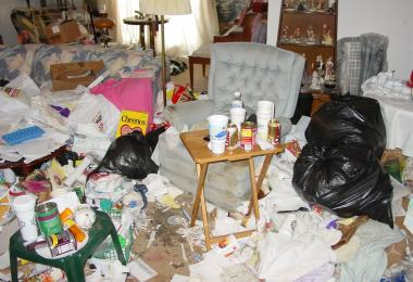 home exchange disaster