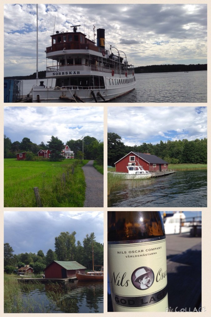 Exploring the Stockholm archipelago