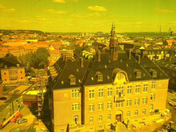 Aarhus is a the second largest city in Denmark