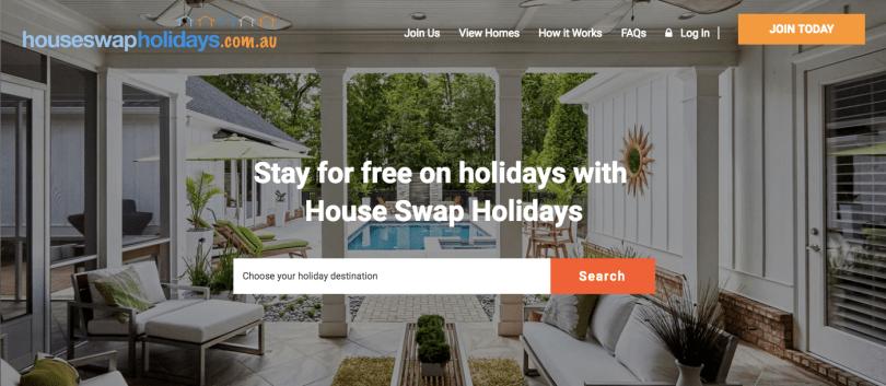 House Swap Holidays