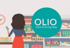 Olio food sharing