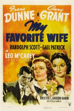 My Favorite Wife movie poster