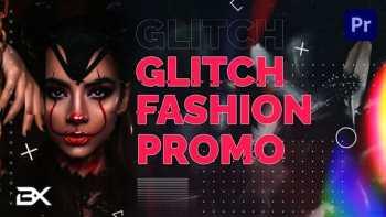 Glitch Fashion Promo