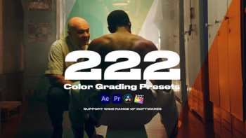 Colorify 222 LUTs