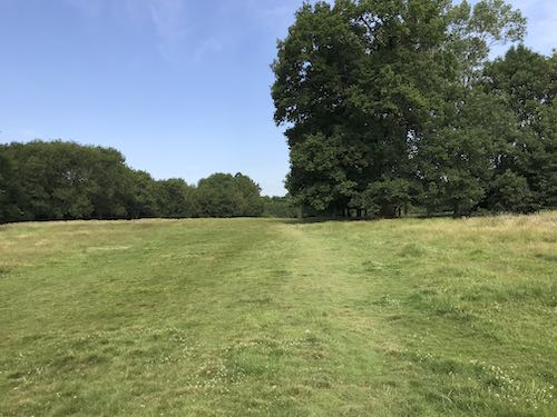 Rural Ruislip - the old golf course