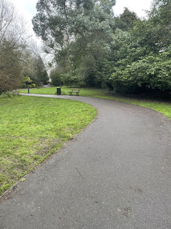 Yeading Walk is the 2nd park on the Harrow-on-the-Hill and 5 Park loop