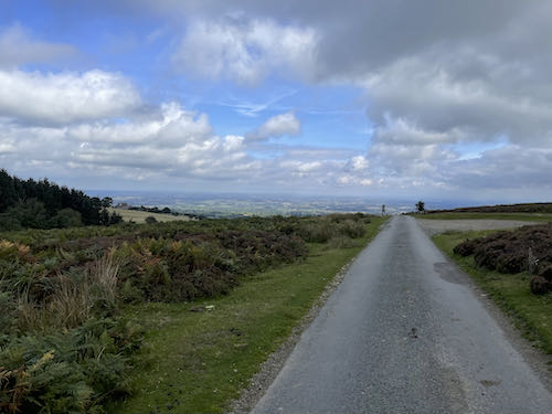 The Port Way is part of the Church Stretton & Long Mynd walk