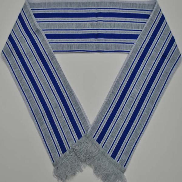 Полосатый-шарф