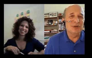 Shari Alexander and Lou Heckler Speech Coaches and Professional Speakers