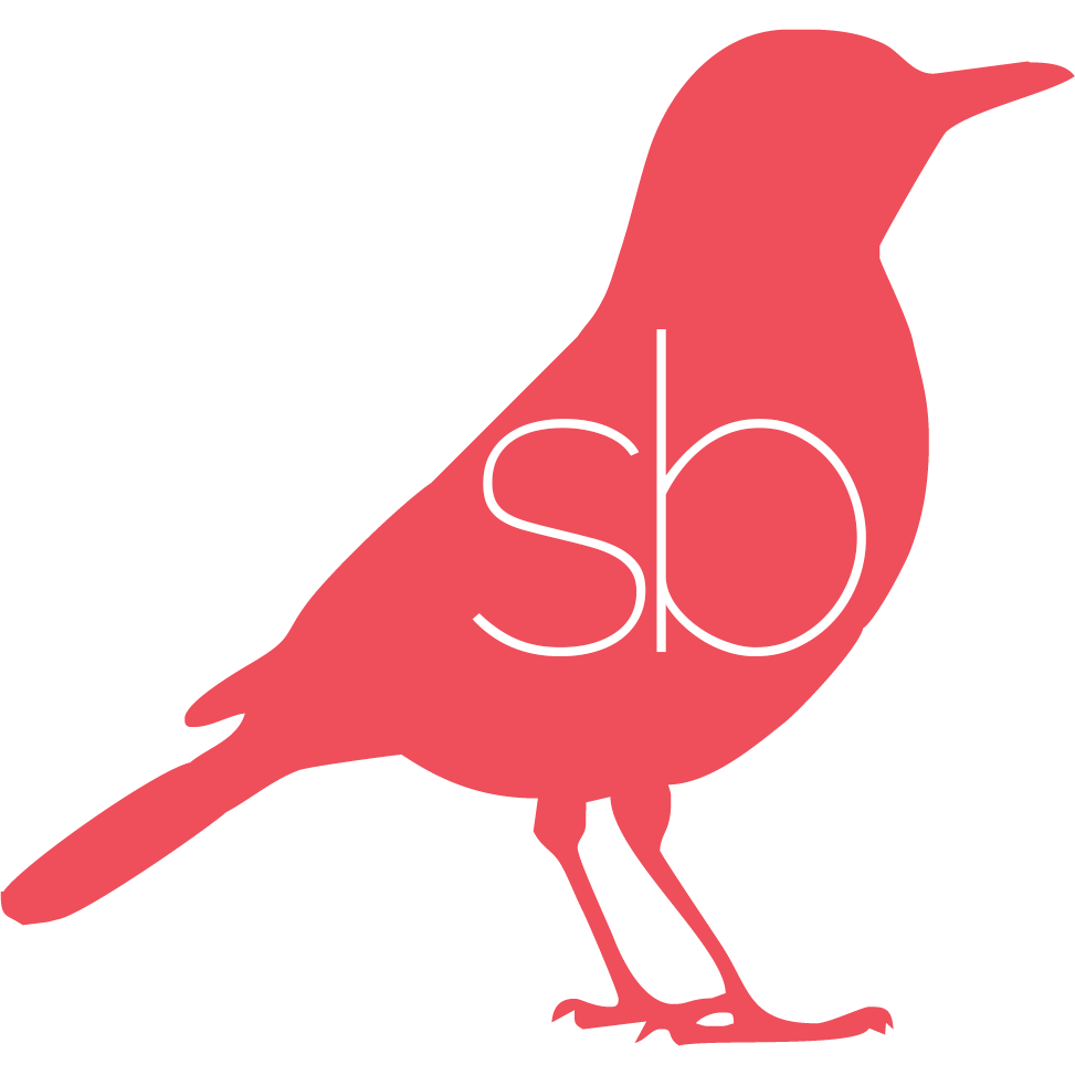 Shari Brady bird logo