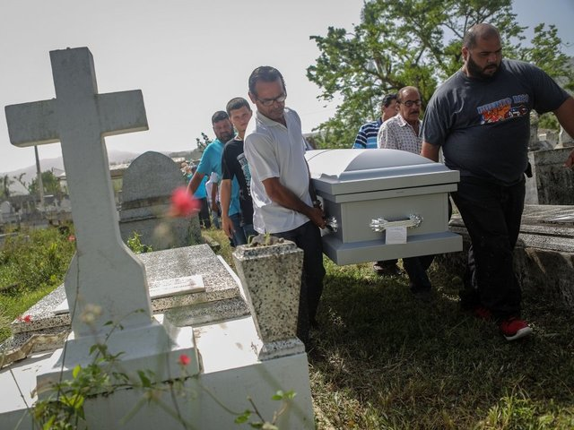 Image result for Puerto Rico Has Cremated 911 Bodies Since Hurricane Maria