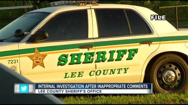 Florida deputy suspended after 'Captain Boobs' comment - WXYZ.com