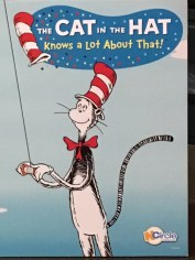 Cat in the Hat stand