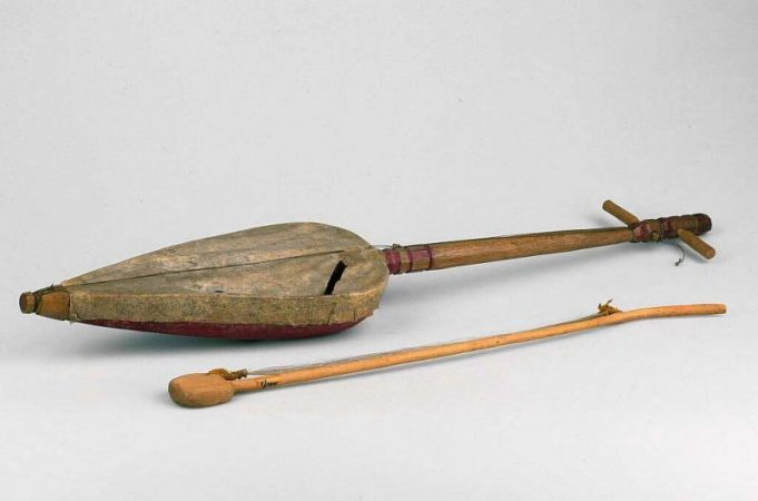 Alat musik tradisional Keso