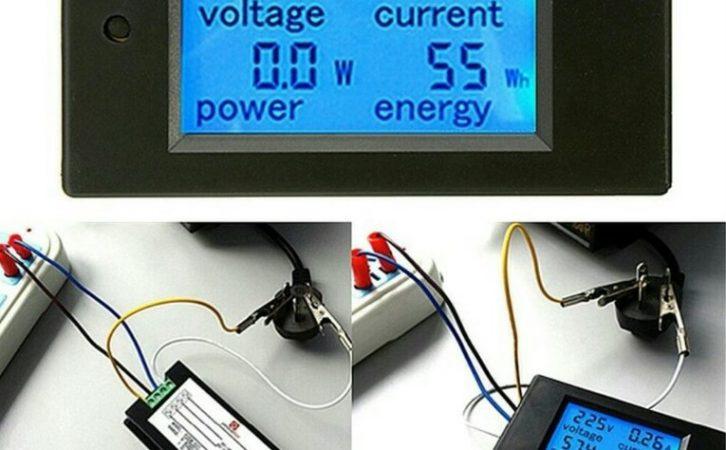 Fungsi Wattmeter
