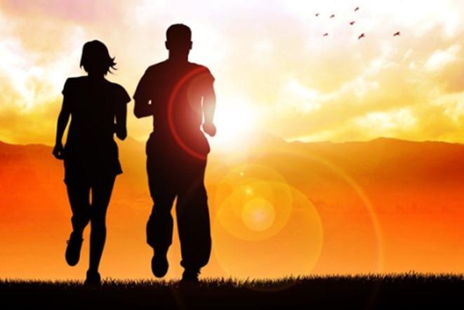 Manfaat Jogging Pagi Siang dan Sore