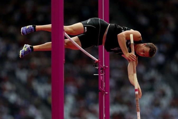 Pengertian Lompat Tinggi