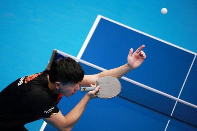 Servis Dalam Permainan Tenis Meja