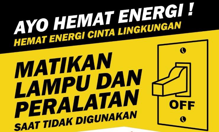 37 Poster Hemat Energi Lucu Menarik Unik Dan Penuh Makna