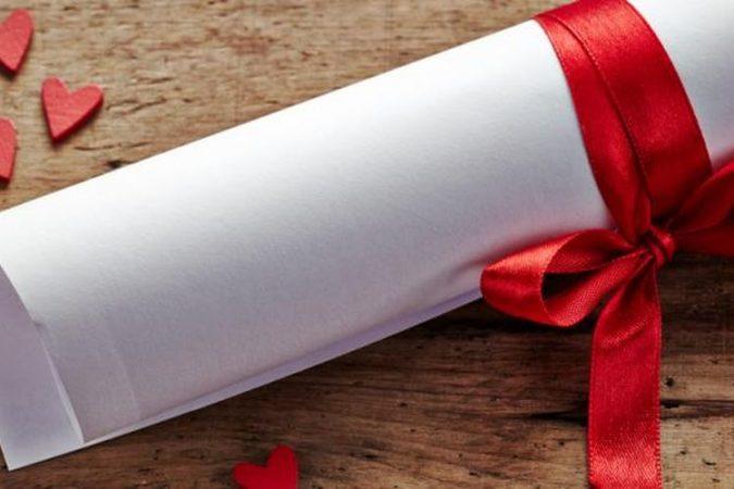 Kado Pernikahan untuk Guru