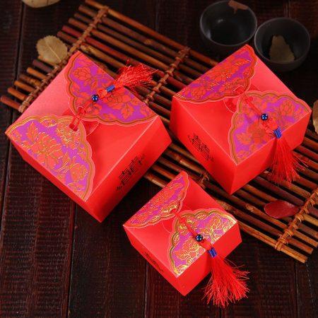 Souvenir Pernikahan Mistery Box