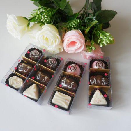 Souvenir Pernikahan Souvenir Coklat