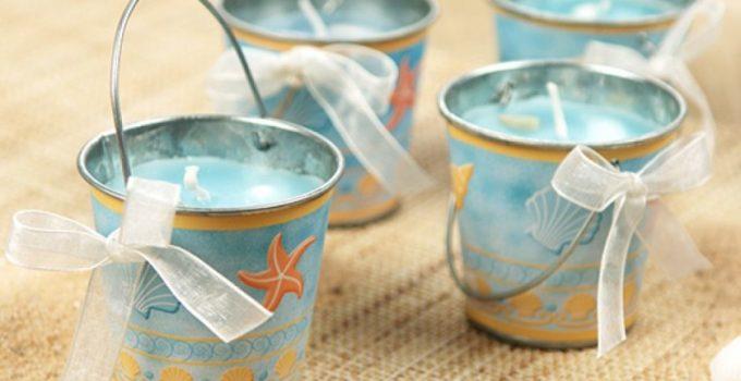 Souvenir Pernikahan Wadah Lilin Cantik Dari Keramik