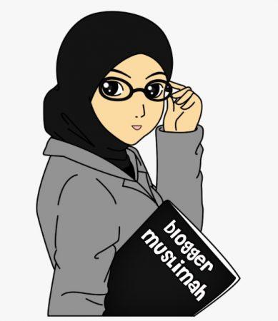Gambar Kartun Muslimah Terbaik