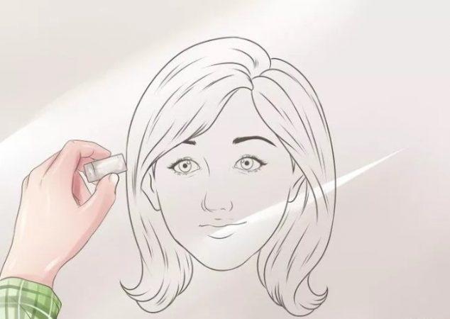 Teknik Menggambar Sketsa