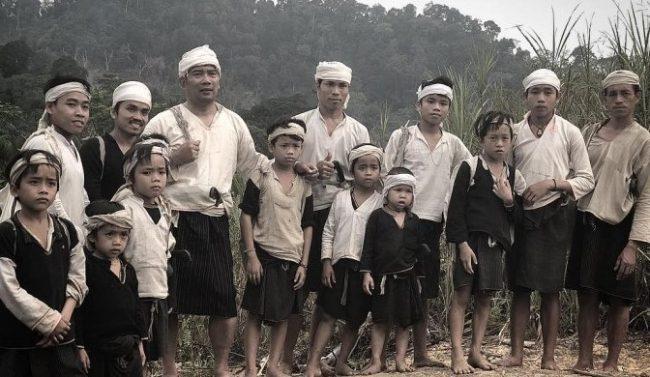 Pakaian Adat Baduy