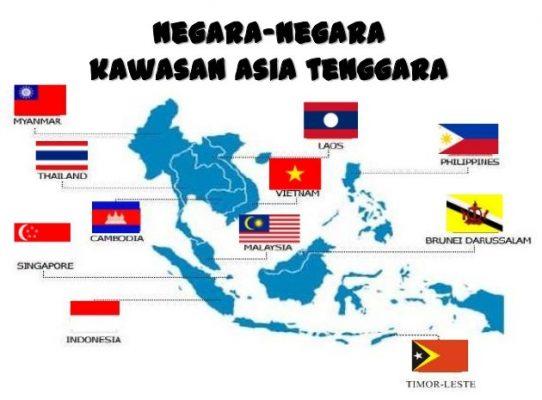 Negara Asia Tenggara