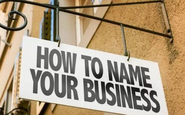 Tips Memilih Nama Usaha Untuk Minuman Kekinian