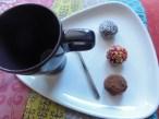 truffes au chocolat, variante, déclinaison