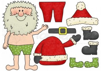 dress-santa-game