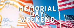 Memorial Day Weekend for Sharing New York City by New Time Marketing®
